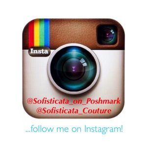 Instagram Name Tag Follow my Closet for Updates IG